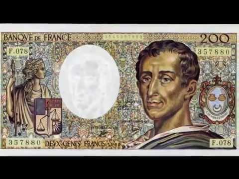 Les billets Banque De France : 200 Francs Eiffel - Type 1995