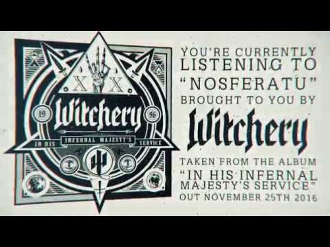 WITCHERY - Nosferatu (Lyric Video)