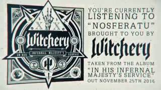 Video WITCHERY - Nosferatu (Lyric Video) download MP3, 3GP, MP4, WEBM, AVI, FLV September 2017