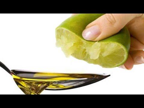 Zitrone in Olivenöl gegen Kopfschmerzen, Verstopfung, Arthritis und mehr