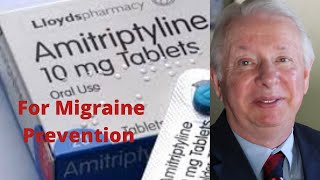 Amitriptyline for migraine prevention