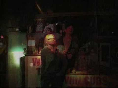 Karaoke at Trader Todd's