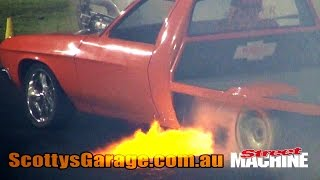 Repeat youtube video T4TUFF Shooting Flames at Brashernats