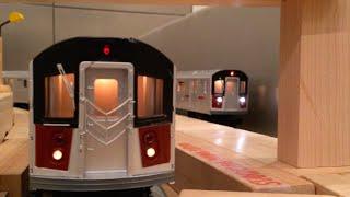 mth subway lexington avenue 5 car feasibility testing at 14th street union square