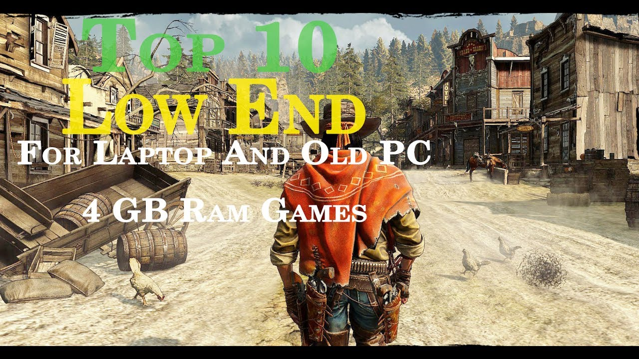 Top 10 Open World Low End Pc Games 2017 4gb Ram Pc Games