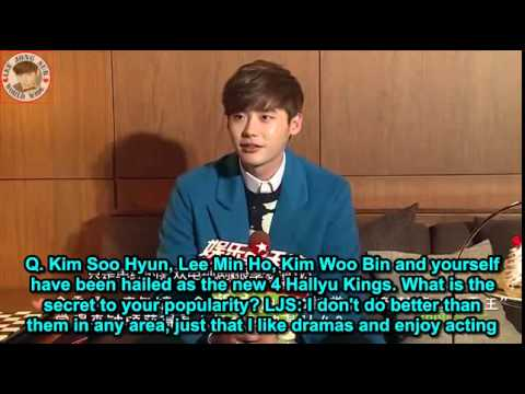 [Eng subs] 2015 01 30 (QIY) Lee Jong Suk The Shilla Dinner Party EN