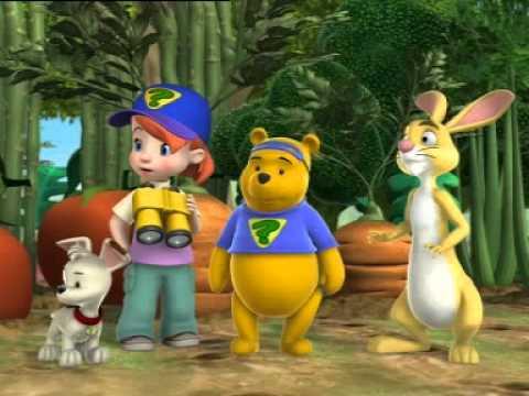 หมีพูห์ตอนพลังซูเปอร์นักสืบทีเด็ด