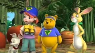 Repeat youtube video หมีพูห์ตอนพลังซูเปอร์นักสืบทีเด็ด