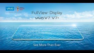 เปิดตัว vivo V7 Plus กล้องหน้า 24MP พร้อม Snapdragon 450 ตัวใหม่