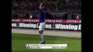 Winning Eleven 8 • HD Remastered Showroom • PS2