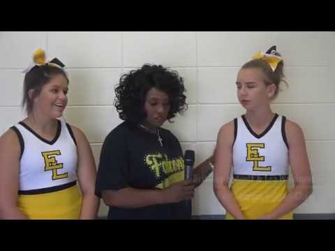 Real Talk - East Laurens Falcons Cheer - YouTube