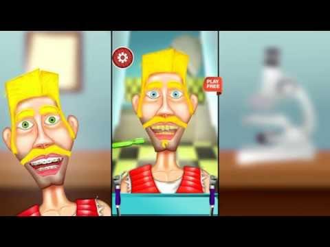 Kids Braces Doctor - Fun Game