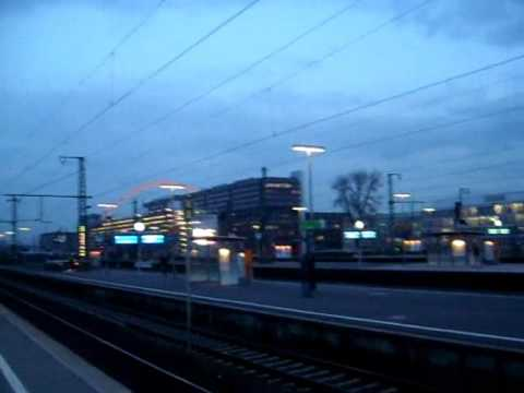 Journey into the centre of Cologne