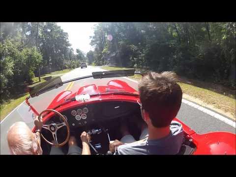 Shelby Cobra Ride May 2015