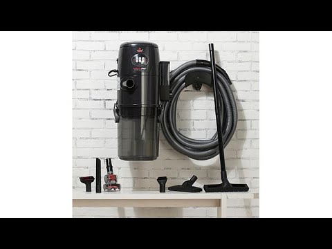 Bissell Garage Pro Wet Dry Vacuum Cleaner Blower Youtube
