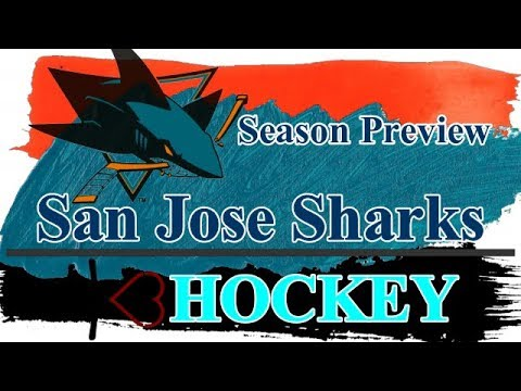 2018-2019 NHL Season Preview: San Jose Sharks