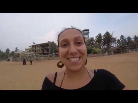 CRAZY CHICKEN TRAVEL - SRI LANKA / VIDEO 3 Negombo Beach