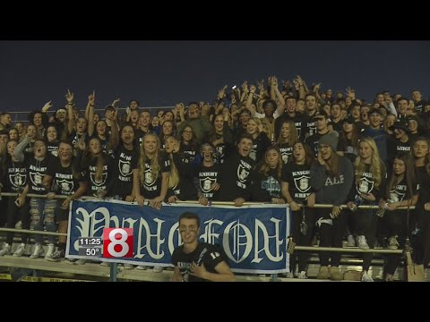 "Southington's ""Dungeon"" one of the most unique student sections around"