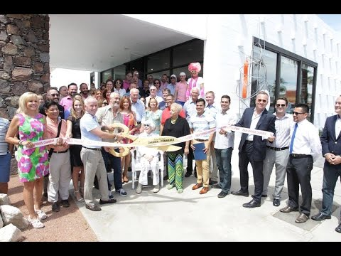 Eight4Nine Restaurant & Lounge Palm Springs - Ribbon Cutting Ceremony