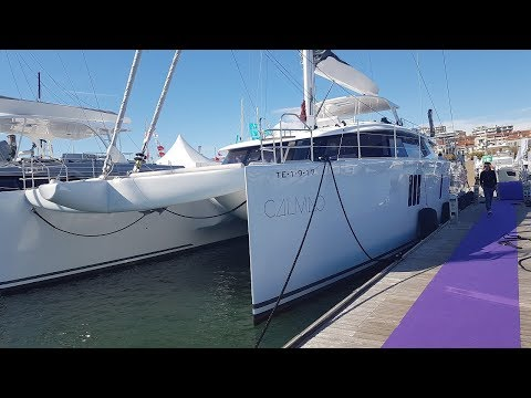 Sunreef 74 catamaran