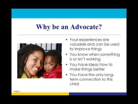 Effective Parent Advocacy