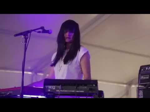 """MOON DUO """"MOTORCYCLE, I LOVE YOU"""" LIVE AT AUSTIN PSYCH FEST"""