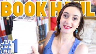 BOOK HAUL : Juin 2016 (Part. 1)   Myriam 📖 Un Jour. Un Livre.