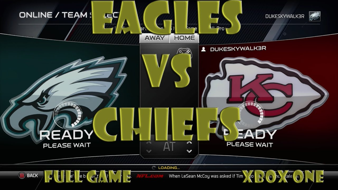 Image result for Eagles vs Chiefs live