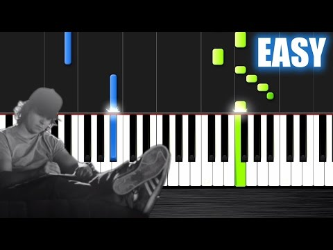 Lukas Graham  7 Years  EASY Piano Tutorial  PlutaX