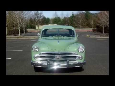 1950 dodge cornet 2 door coupe youtube for 1950 dodge 2 door coupe