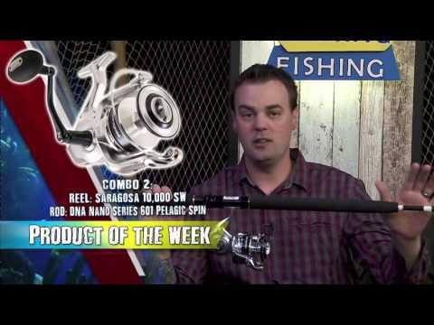 Product Of The Week - Shimano Kingfish Combo's