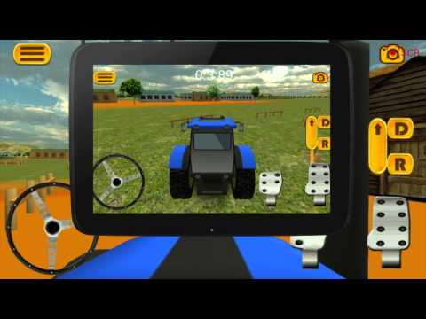 Tractor Parking 3D Farm Driver by Vasco Games