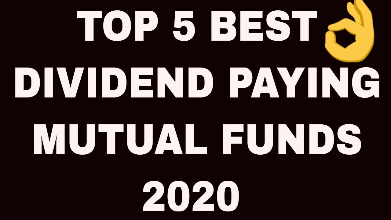 Top Performing Dividend Mutual Funds|Top Dividend Paying Mutual Funds |Best Dividend Mutual Funds