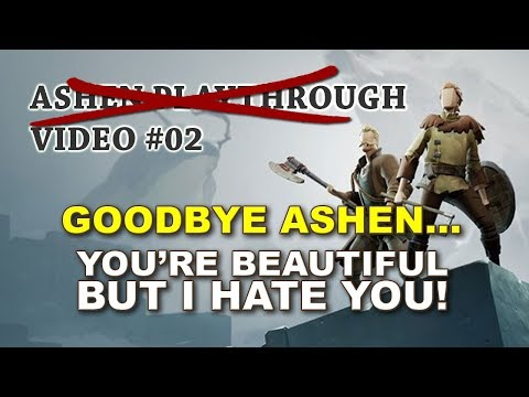 Goodbye Ashen - You're Beautiful... But I Hate You!!!!! thumbnail