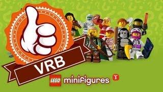 Обзор LEGO 8803, 3 серия коллекционных минифигурок.(Обзор LEGO 8803, 3й серии коллекционных минифигурок - продолжение серии обзоров коллекционных минифигурок..., 2013-08-23T19:03:13.000Z)
