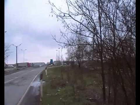 Arese, marzo 2013 pista di ciclocross abbandonata