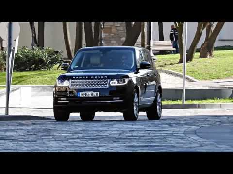 Royal Limousine Range Rover Vogue - Travel in Style - feel l