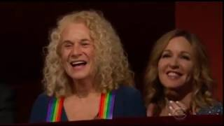 2015 Carole King - Kennedy Center Honors
