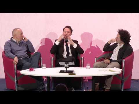 GEITF 2014  Inside the Dark Minds of Steve Pemberton & Reece Shearsmith