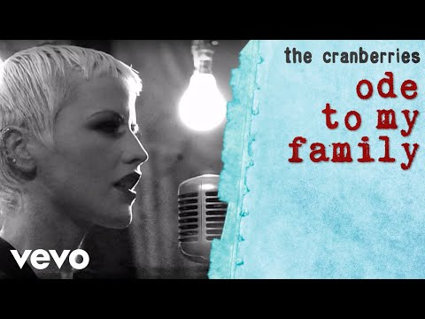 The Cranberries-Ode To My Family:歌詞+中文翻譯