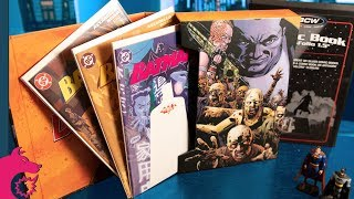 Upgrading Your Comic Book Collection