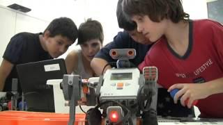 ROBOTICA EDUCATIVA EN EL AULA - ENSEÑALIA SAN FERNANDO DE HENARES