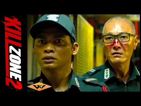 KILL ZONE 2 (2016) Movie Clip: Prison...