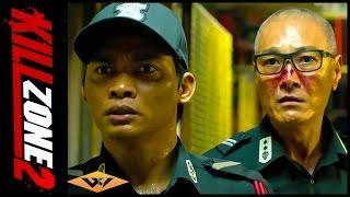 KILL ZONE 2 (2016) Movie Clip Prison Break - Featuring Tony Jaa - Well GO USA