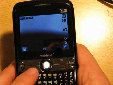 Mobistel EL 560 Dual Telefonsoftware Teil/Part 1