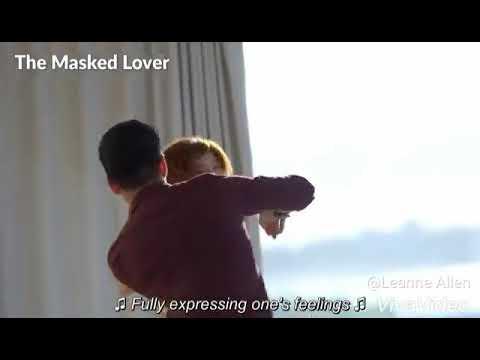 The masked lover mv red lights