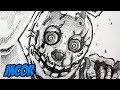 Springtrap - Five Nights At Freddy's - Boceto Rapido a Lapiz