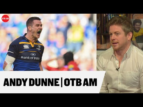 How Ireland can copy Leinster | Finn Russell reaction | 9 and 10 options | Andy Dunne on OTB AM