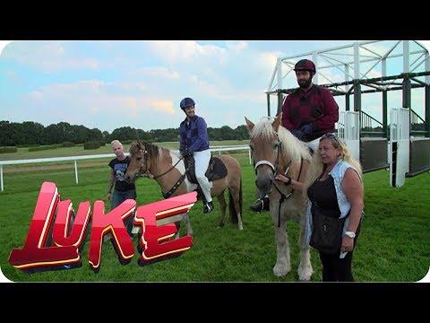 Schnelles Rennen mit Pferdestärken - LUKE! Die Woche und ich