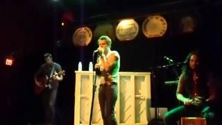 Kris Allen- Jealous Guy(Portland 2/16/13)